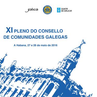 XI Pleno del consejo de comunidades gallegas