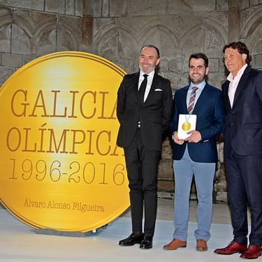 """Presentación del libro """"Galicia Olímpica 1996-2016"""""""
