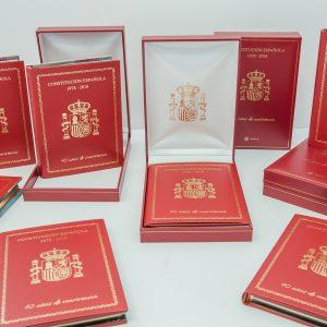 Constitución española 1978-2017